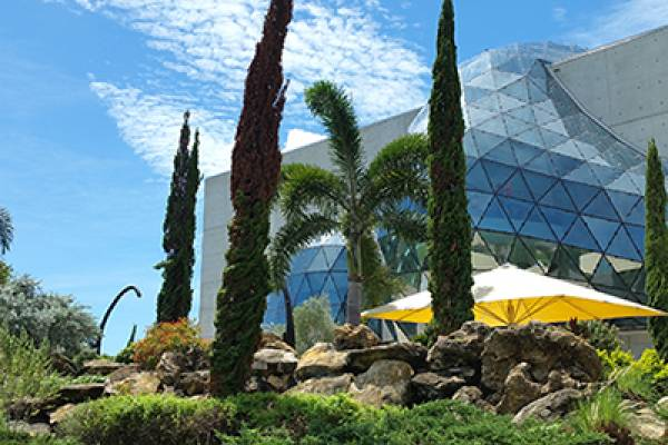 The Dali Museum, St. Petersburg, Florida